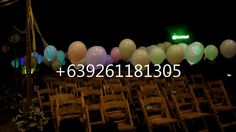 Amazing LED Balloons #10 Led Balloons, Ceiling Lights, Amazing, Decor, Decoration, Ceiling Lamps, Dekoration, Inredning, Outdoor Ceiling Lights