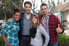 #TeamJonathan is a talented bunch and we're winning #BroVsBro this year on @HGTV!