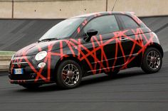 Customized Fiat 500 | Ldesign - Arik Levy - Pippo Lionni #fiat #saffordfiatfredericksburg