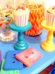 Maddie's Andy Warhol Pop Art Themed Party – Sweet Treats