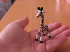 Lil giraffe by lovebiser.deviantart.com on @deviantART