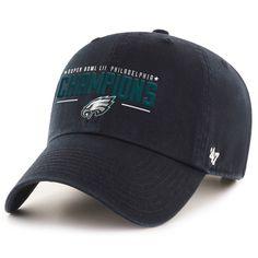 7386771d325 Adult  47 Brand Philadelphia Eagles Super Bowl LII Champions Adjustable  Cap