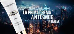 La prima Crema Antismog in Italia