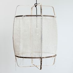Z11 Silk-Cashmere Lampe - Ay Illuminate