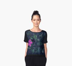#chiffontop #tanktop #fashion #clothing #style #design #decor #green #purple #summerstyle #wildflower #nature summerclothing #beach #unique #hipster