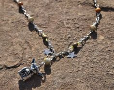 There Is No Try Star Wars Inspired Necklace by PhunkyJunkNJewels, $30.00