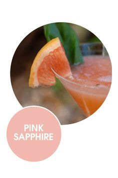 If you love grapefruit, nothing makes the flavor come out more than Belvedere Pink Grapefruit vodka and gin. The floral bouquet of Bombay Sapphire and Aperol (an Italian aperitif similar to Campari, but not nearly as bitter) really adds a nice layer of sophistication to this drink.