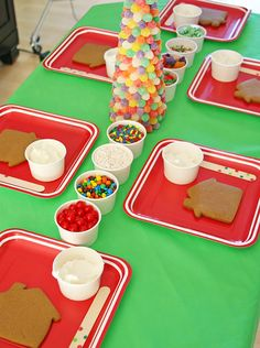 Christmas Cookie Exchange Cheerful Christmas Cookie Exchange party with gingerbread cookie decorating.Cheerful Christmas Cookie Exchange party with gingerbread cookie decorating. School Christmas Party, Preschool Christmas, Toddler Christmas, Family Christmas, Christmas Time, Kids Christmas Activities, Christmas Crafts For Kids To Make At School, Christmas Lights, Christmas Birthday Party