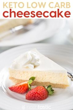 Business Cookware Ought To Be Sturdy And Sensible Keto Low Carb Cheesecake Recipe That's Totally Guilt Free, You Won't Find A Better Sugar Free Cheesecake Recipe Than This, Low In Net Carbs And A Great Keto Dessert, You'll Love It Easy Gluten Free Desserts, Best Gluten Free Recipes, Low Carb Desserts, Low Carb Recipes, Sweet Recipes, Delicious Desserts, Healthy Desserts, Healthy Cooking, Healthy Eats