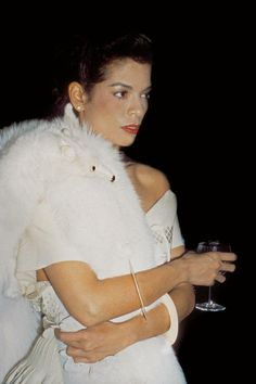 Bianca Jagger. xx Dressed to Death xx #inspiration #icon #style #fashion #StyleIcon