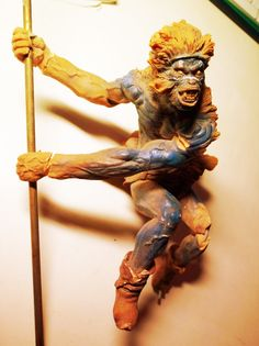 Monkey king. Forbidden Kingdom. Watch it. Jackie Chan ( drunken monk ) Jet Lei ( is the Monky King)
