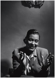 Photo Herman eonard Billie Holiday 1949