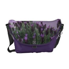 Pretty Lavender Messanger / Laptop Bag
