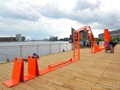New 'Kalvebod Waves' Waterfront Park Makes a Splash in Copenhagen!