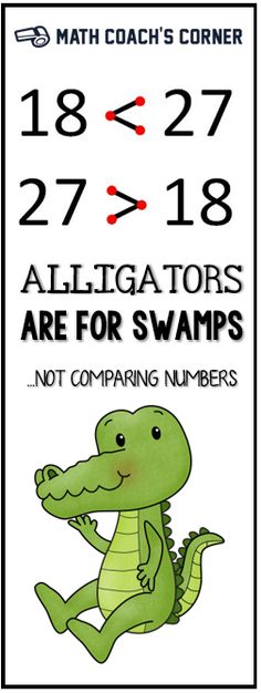 """How can we teach students to compare numbers in a way that emphasizes place value? Read more for options to the """"tricks"""" we often use."""