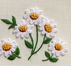 Rose Tattoo Embroidery Design also Embroidery Floss Joanns few Embroidery Designs Art Brazilian Embroidery Stitches, Crewel Embroidery Kits, Hand Embroidery Flowers, Flower Embroidery Designs, Learn Embroidery, Silk Ribbon Embroidery, Hand Embroidery Patterns, Cross Stitch Embroidery, Embroidery Thread
