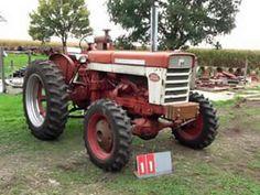 FARMALL 560 W/ELWOOD MFWD