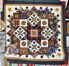 Fat Quarters Quilt Shop: At Home with Country Quilts by Cheryl Wall