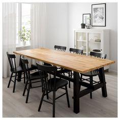 Skogsta Dining Table Ikea Room Design Dinning Tables