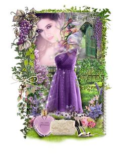 """""""Fairy garden"""" by kseniz13 ❤ liked on Polyvore featuring Tom Ford"""