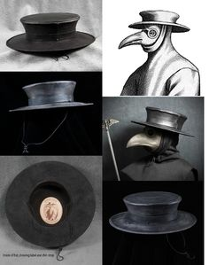 Plague doctor masks and costumes by Tom Banwell Designs, plus steampunk masks and helmets. Doctor Who Meme, Plauge Doctor, Plague Mask, Plague Dr, Real Plague Doctor Mask, Plague Knight, Doctor Halloween, Halloween 2020, Halloween Outfits