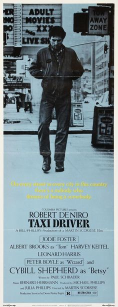Taxi Driver (1976) - FilmAffinity