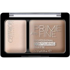 Catrice Prime & Fine Professional Contouring Palette Ashy Radiance 010