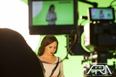 Throwback Thursday to Day 14 of ARA, 5 May 2013 with Alison Titulaer as Selena.  Copyright Zodiac Entertainment Ltd 2014 http://zodiacentertainment.co.nz/