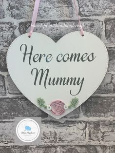 Home Decor Have An Inquiring Mind Wooden Color Plaques Hanging Daddy Here Comes Mummy Wedding Sign Bridesmaid Page Boy Home Decoration Back To Search Resultshome & Garden