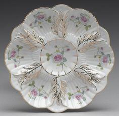 Limoges Porcelain China Oyster