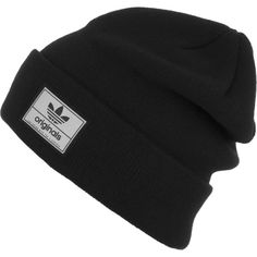 adidas Victors Knit Beanie (400 MXN) ❤ liked on Polyvore featuring  accessories 3ca60802b02e