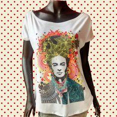 T shirt Cores de Frida P