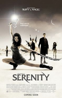 Serenity (Bluray)