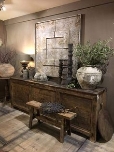 Encantador Stoer wandpaneel sobere stijl 125 - Health and wellness: What comes naturally Interior Decorating, Interior Design, Rustic Interiors, Cheap Home Decor, Rustic Furniture, Home And Living, Rustic Decor, Decor Styles, Home Accessories