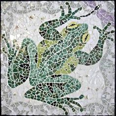mosaic tile patterns of frogs | Page history last edited by Jessica Papp 3 years, 10 months ago