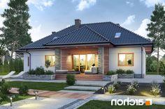 projekt Dom w akebiach 6 lustrzane odbicie 1