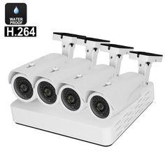NVR Surveillance System  #electronics #relgard #consumer