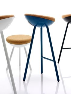 Boet #stool by Mitab | #design NOTE Design Studio