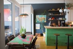 """Sonia & Jason's Home Where """"Every Nook has its Purpose"""" — House Call   Apartment Therapy"""