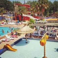 Campsite#Camping#France#French#Portiragnes#Piscine#Beach#Plage#Sun#Soleil#Vacances#Holidays#Sablons#Hérault#Languedoc
