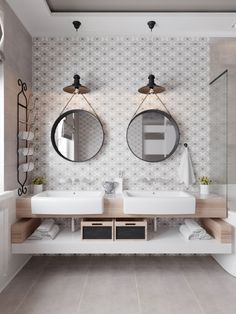 Top Inspire Farmhouse Bathroom Design Decor Ideas - Page 53 of 83 Zen Bathroom, Simple Bathroom, Bathroom Interior, Modern Bathroom, Basement Bathroom, Narrow Bathroom, Hall Bathroom, Design Bathroom, White Bathroom