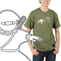 Ninja (1) 忍者 - T-shirt