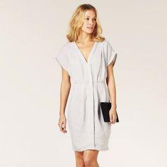 Simple linen tunic.