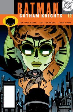 Batman: Gotham Knights #12 -  Darwyn Cooke