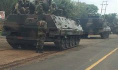 Zimbabwe 'Coup' Escalates: US Embassy Closes, Explosions Rock Harare, Military Seize State Broadcaster https://betiforexcom.livejournal.com/28183468.html  Following at least three explosions across Zimbabwe's capital city tonight - following what appears to be the start of a military coup as tanks rolled in - the US embassy in Harare has been closed. Additionally, reports state that troops have deployed on the streets and have seized the state broadcaster.As we detailed earlier, The…