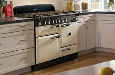 AGA Legacy 44 in Ivory  #kitchen #range #oven #stove #appliance