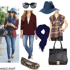 What the Frock? - Affordable Fashion Tips, Celebrity Looks for Less: Celebrity Look for Less: Jessica Alba Style