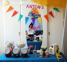 Anton's candyshop