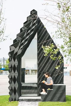 3D Printed Urban Cabin
