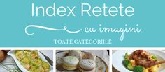 Index retete cu imagini Savori Urbane Baked Potato, Potatoes, Urban, Baking, Breakfast, Ethnic Recipes, Rome, Morning Coffee, Potato